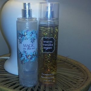 Bath & Body Works Sprays (2 lot)